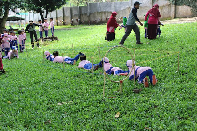OUTBOUND GAMES DI MALANG