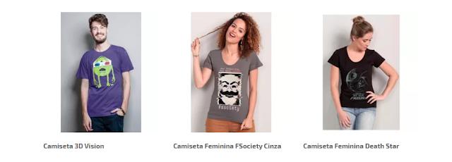 camisetas geek 10