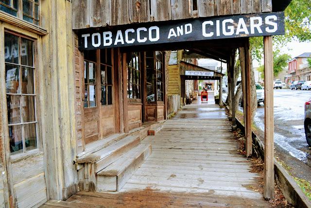 Місто-музей Вірджинія-Сіті, Монтана (Virginia City, MT)