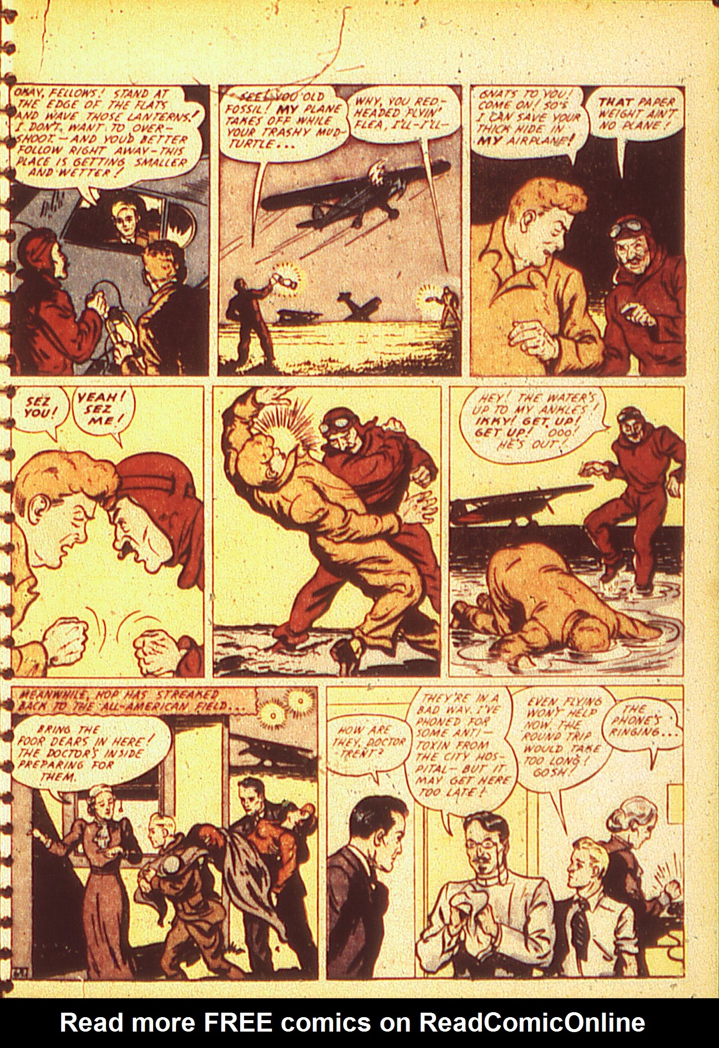 Read online All-American Comics (1939) comic -  Issue #16 - 13
