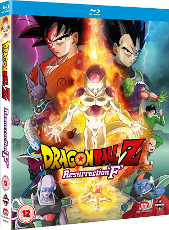 Dragon Ball Z: La Resurrección de Freezer (2015) HD 1080p