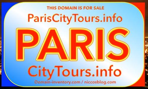 ParisCityTours.info