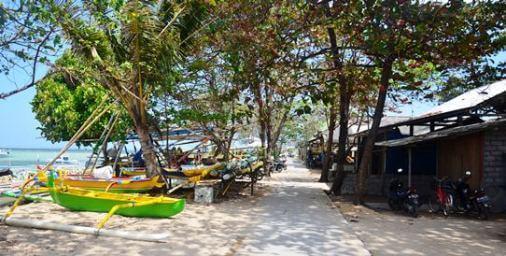 Sanur Beach Bali - Surfing, Snorkeling, Diving, Sunrise, Le Mayeur Museum, Ferry Port Sanur, Bali Kite Festival Sanur, Blanjong Temple Sanur & Sanur Village Festival Bali