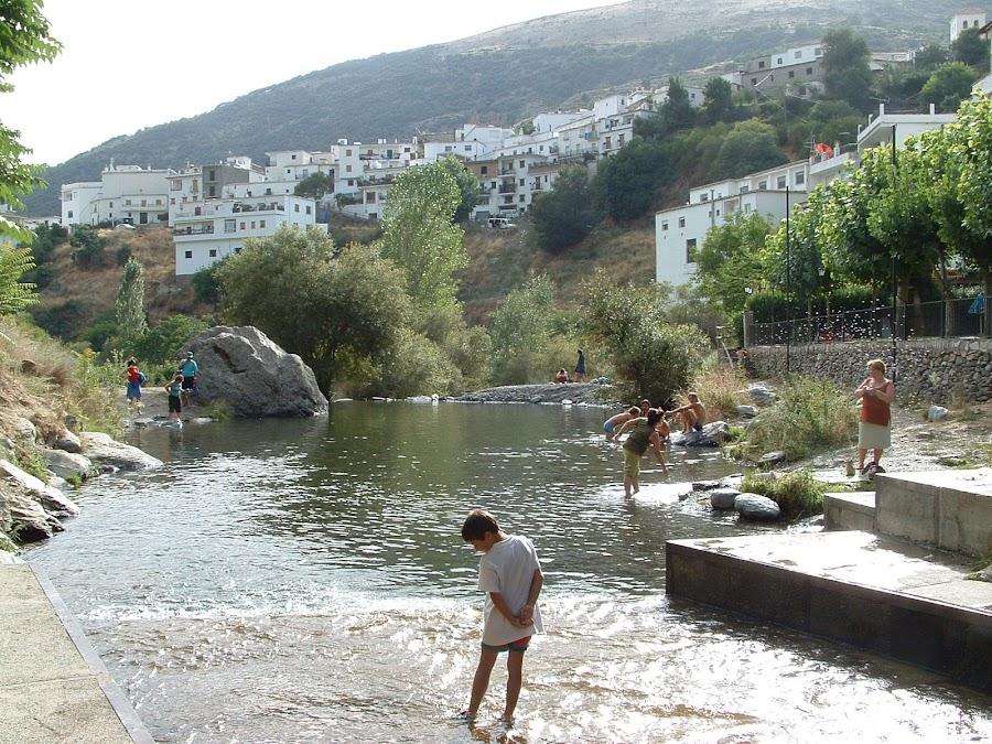Trevelez, en la Alpujarra granadina, es el pueblo más alto de España