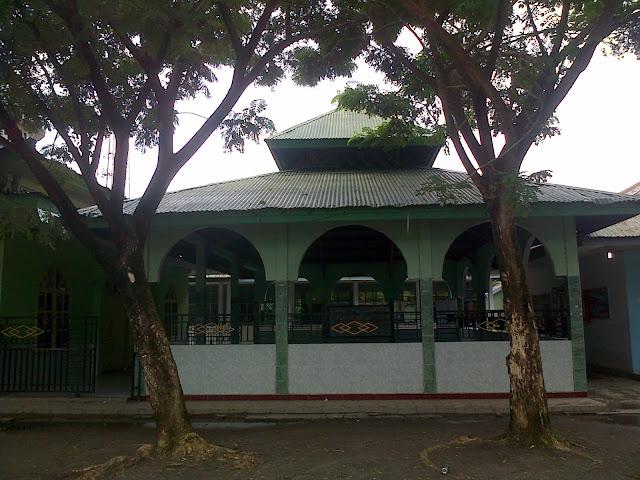 Mushollah Smansa Pinrang Sebelum Renovasi Beginilah SMA Negeri 1 Pinrang Zaman Dulu