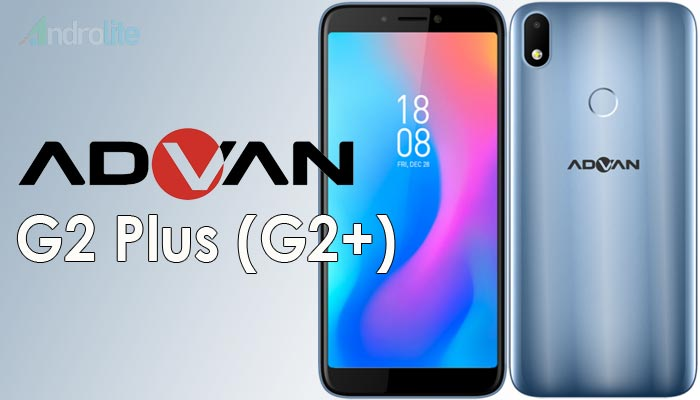 Harga Advan G2 Plus (G2+) – Kamera 13Mp, Baterai 4000 Mah