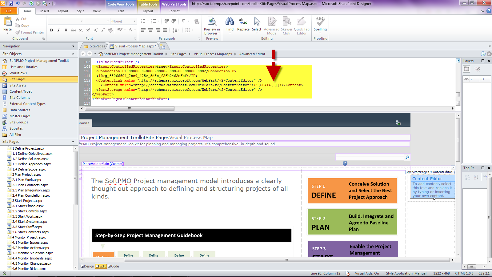 SoftPMO™ Solutions: Add a Twitter widget to SharePoint 2010