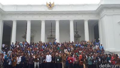 Di Depan Nelayan, Presiden Jokowi Tegaskan Susi Tak Ada Kepentingan Politik - Info Presiden Jokowi Dan Pemerintah