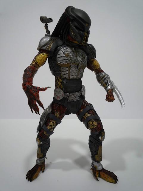 """uk availability 89eab 44c85 Descontando algunos fallos puntuales, la máscara del """"Fugitive Predator"""" es  la zona que peor pintado posee de toda ..."""