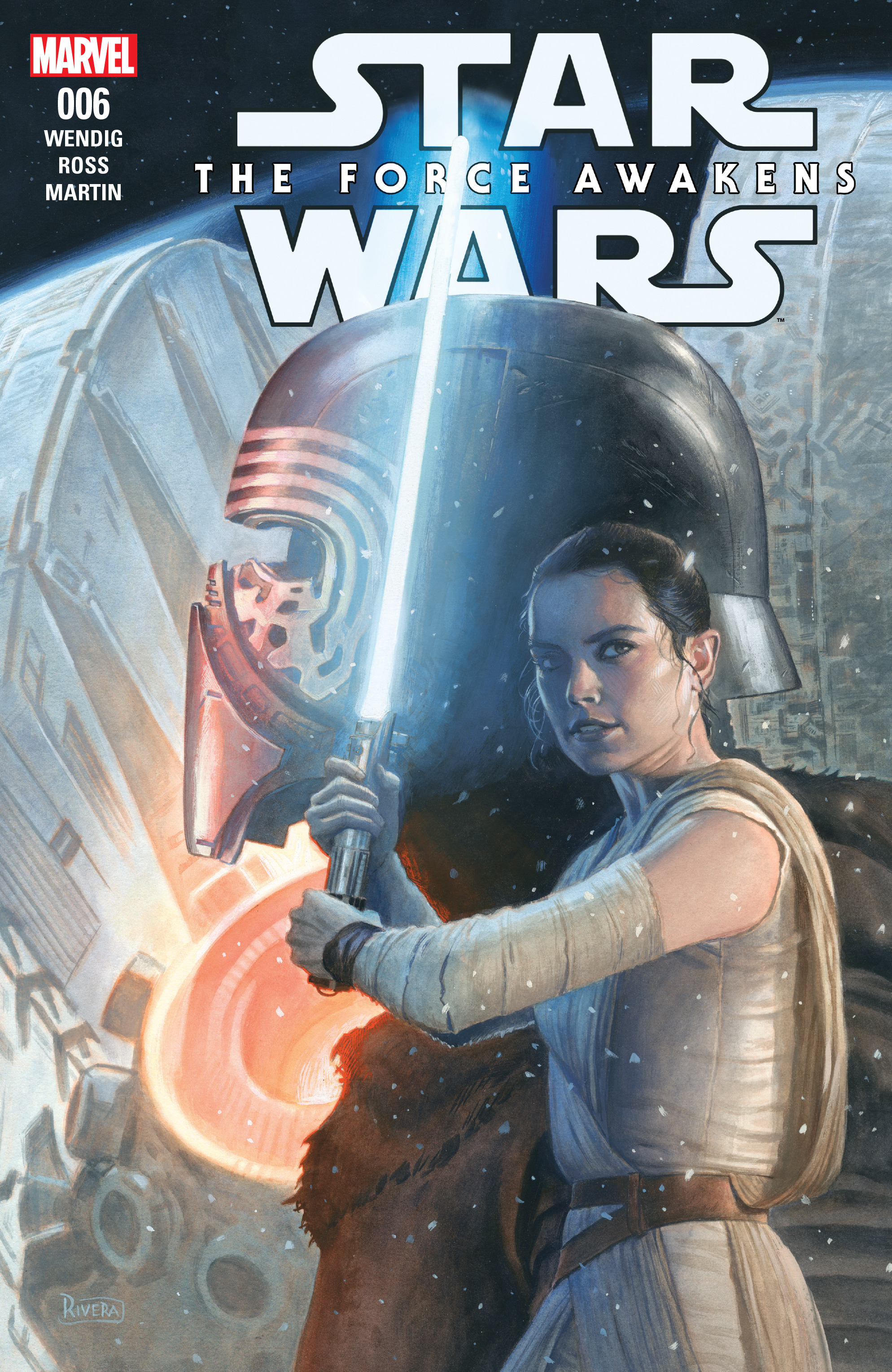 Star Wars: The Force Awakens Adaptation 6 Page 1
