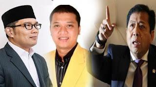 Rabu Diberikan SK DPP Golkar Untuk Ridwan Kamil