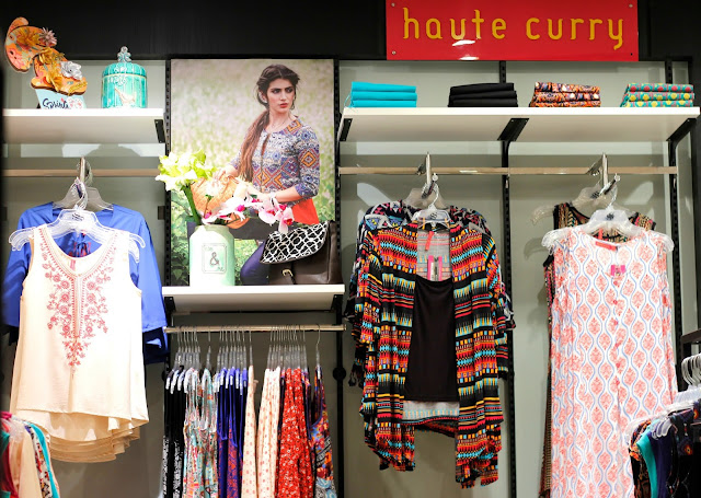 Haute Curry,Shoppers Stop Spring Summer Collection 2016