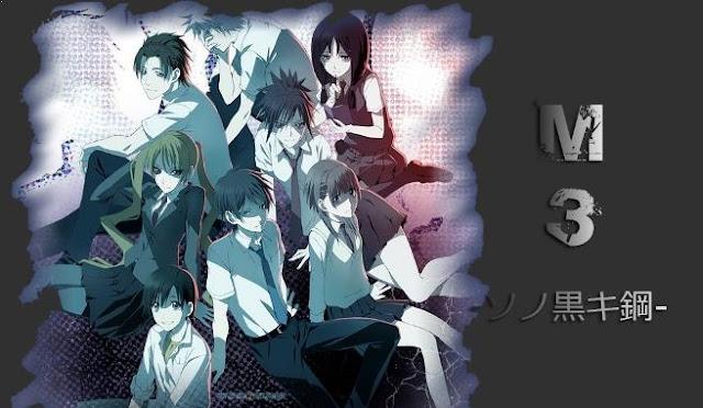 M3: Sono Kuroki Hagane - Daftar Anime NTR Terbaik ( Low – Extreme ) Dijamin Nyesek