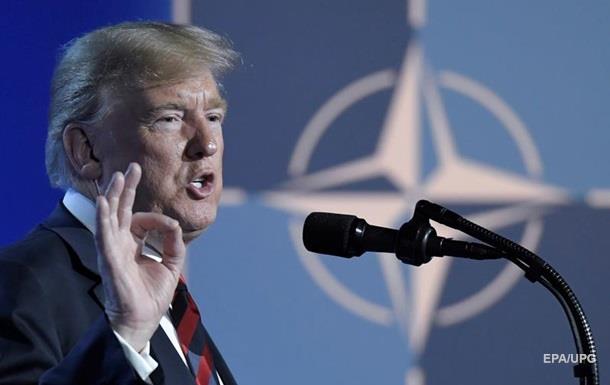 Трамп: Країни НАТО збільшать витрати на оборону