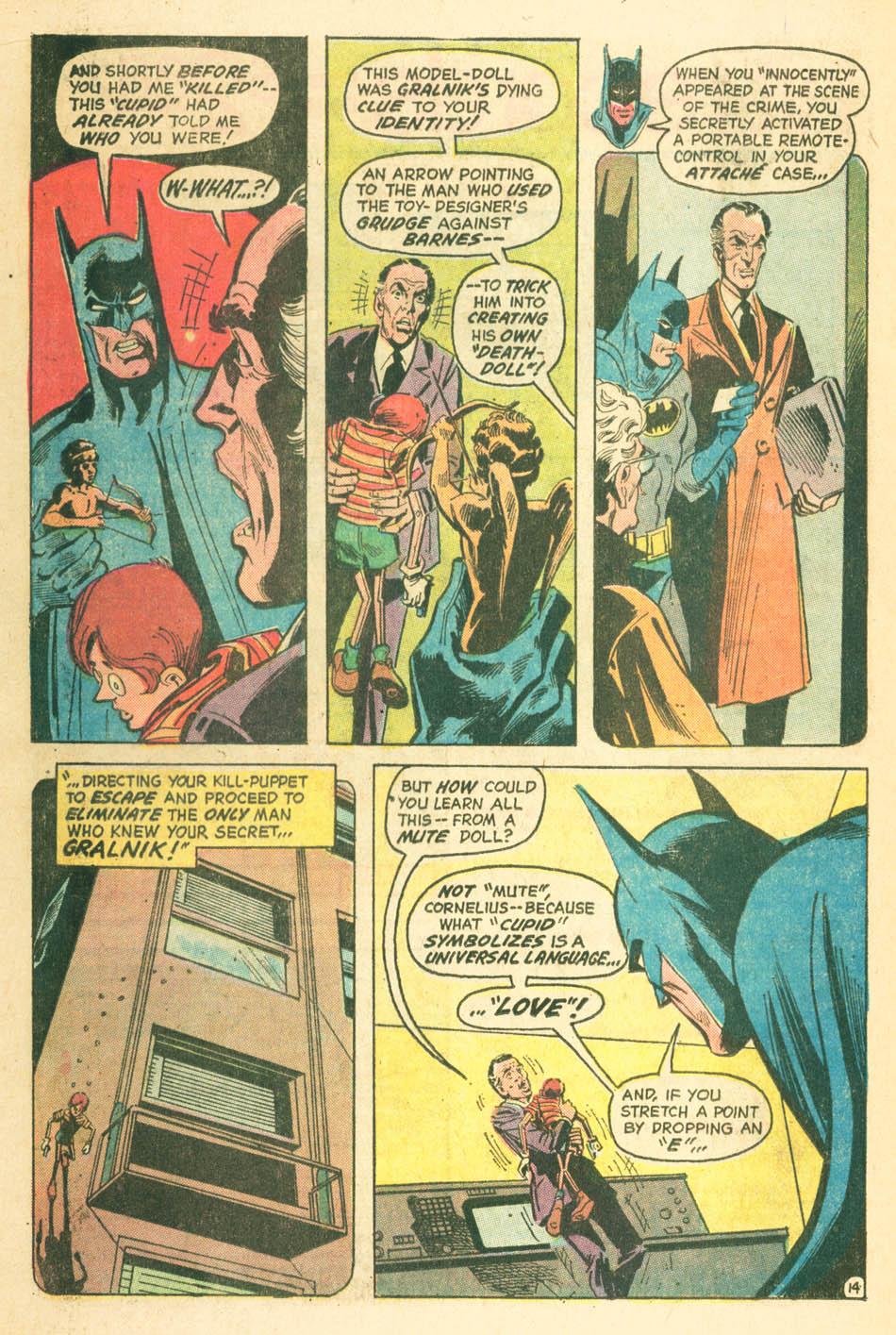 Detective Comics (1937) 427 Page 19
