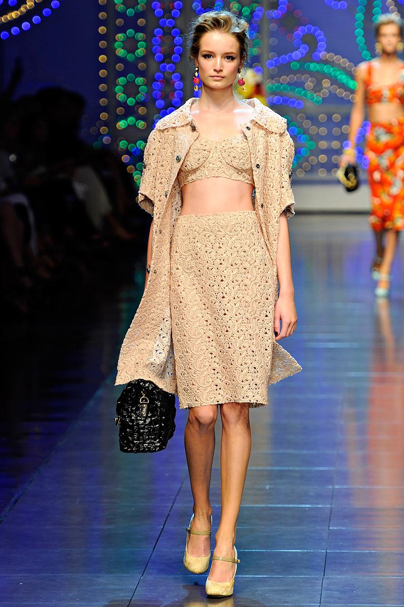 Dolce K Dupe Colourpop: Dasha's Fashion: Dolce & Gabbana Spring-summer 2012