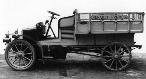 autos - photos  voitures de france --- renault freres --- 1898 --- berliet  u0026 saviem