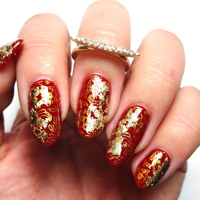 All Tango-d Up Nails