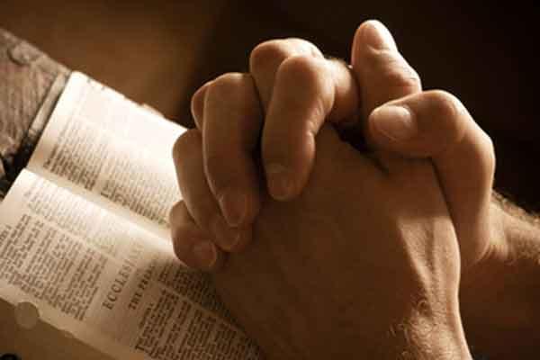 faceti rugaciunea in fiecare seara