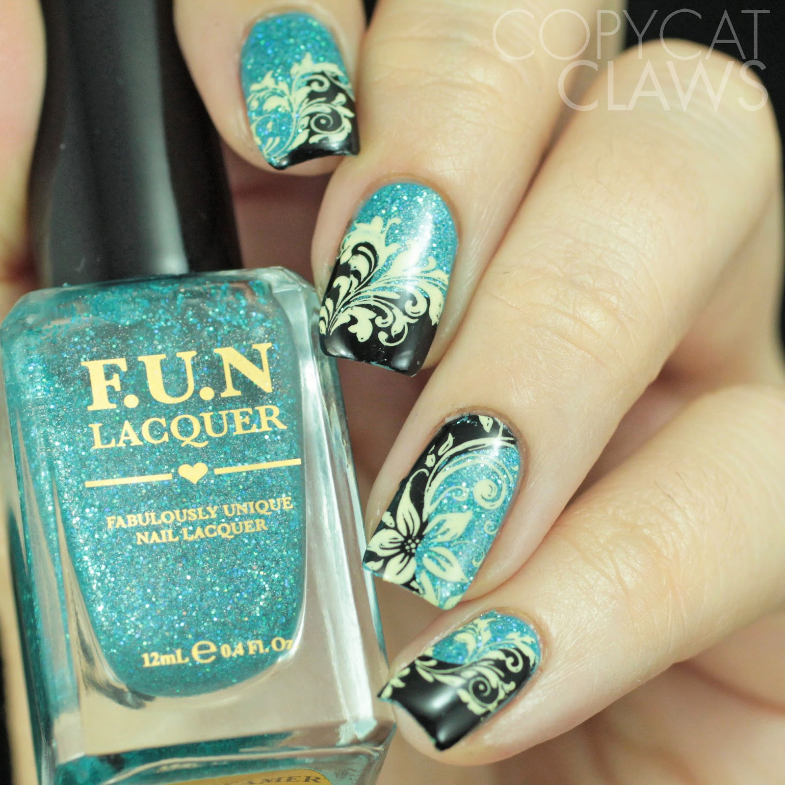 Copycat Claws: Lina Nail Art Supplies Totally Negative and Twirls ...