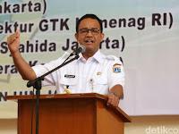 Anies Buka-bukaan Soal Kisruh Truk Sampah Jakarta-Bekasi