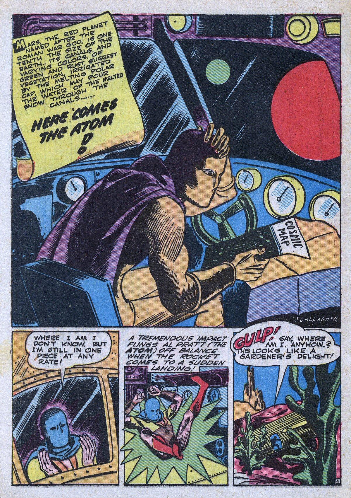 Read online All-Star Comics comic -  Issue #13 - 36