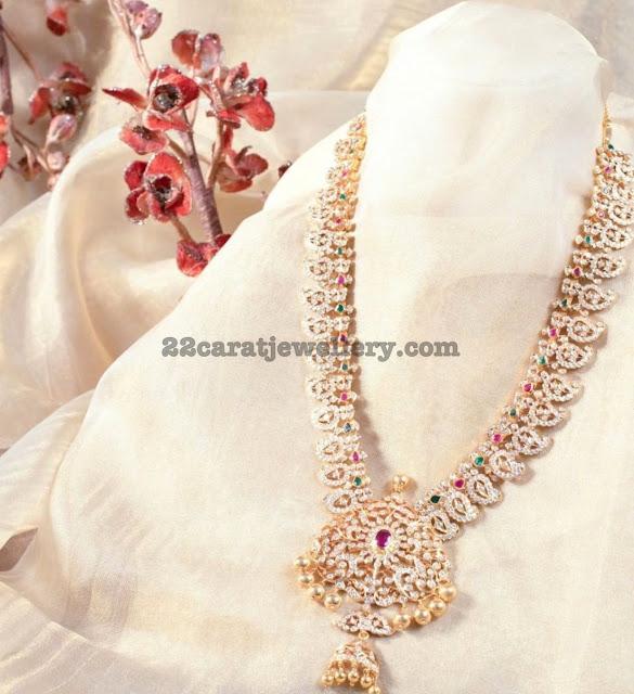 Diamond Sets by Musaddilal Jewellers