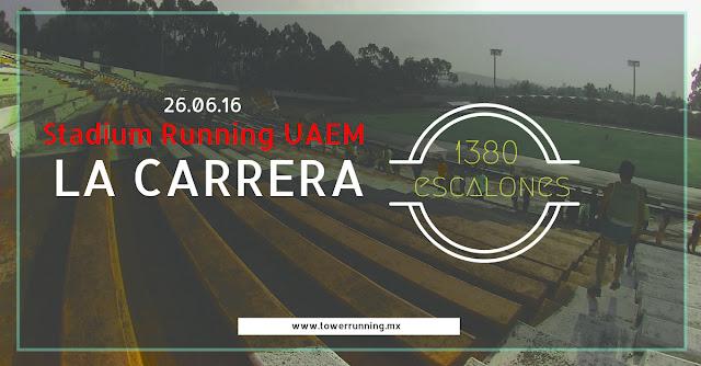 Stadium Running UAEM