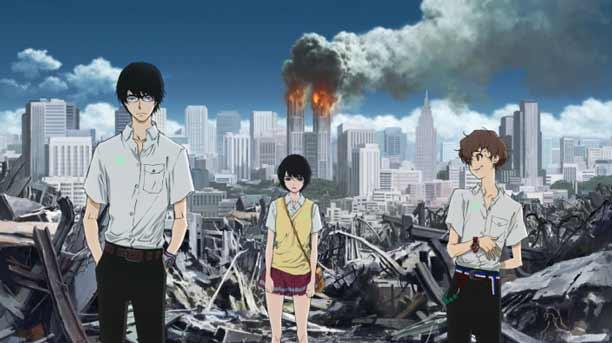 Anime Mystery Terbaik - Zankyou no Terror
