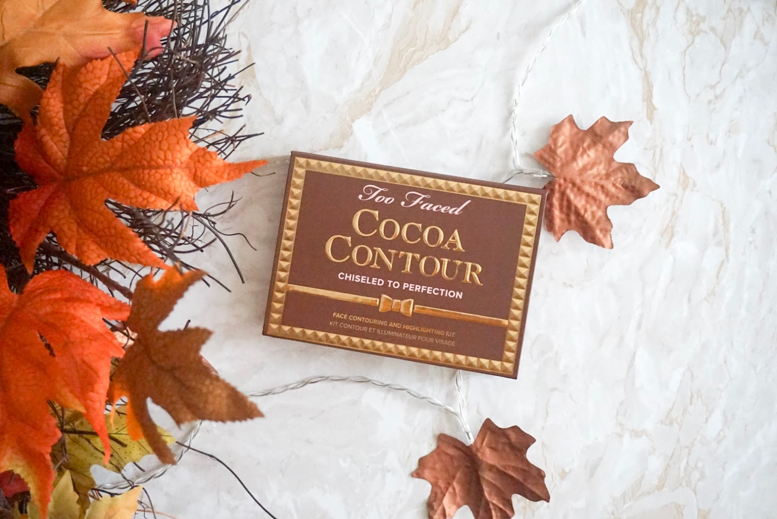 Beauty | Too Faced Cocoa Contour & Highlighting Kit