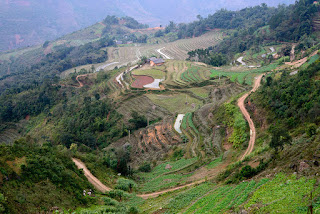 Happy Road in Ha Giang