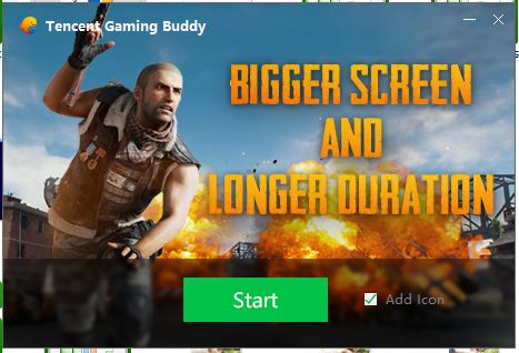 PUBG Mobile Windows Install Step 1