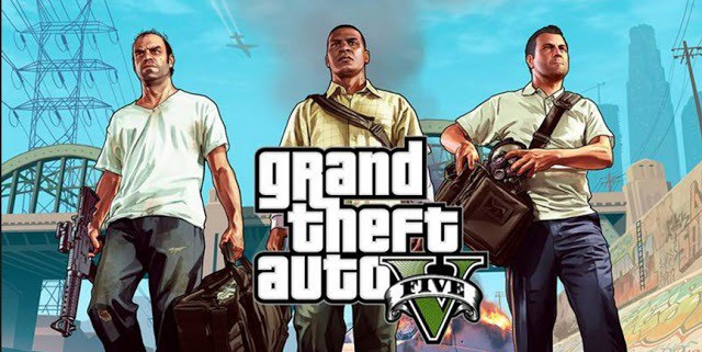 Grand Theft Auto 5 final