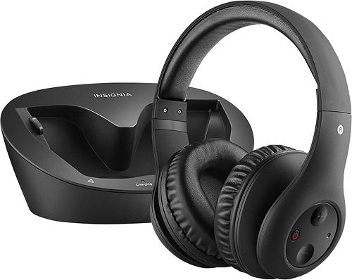 brookstone 2.4 ghz wireless headphones manual