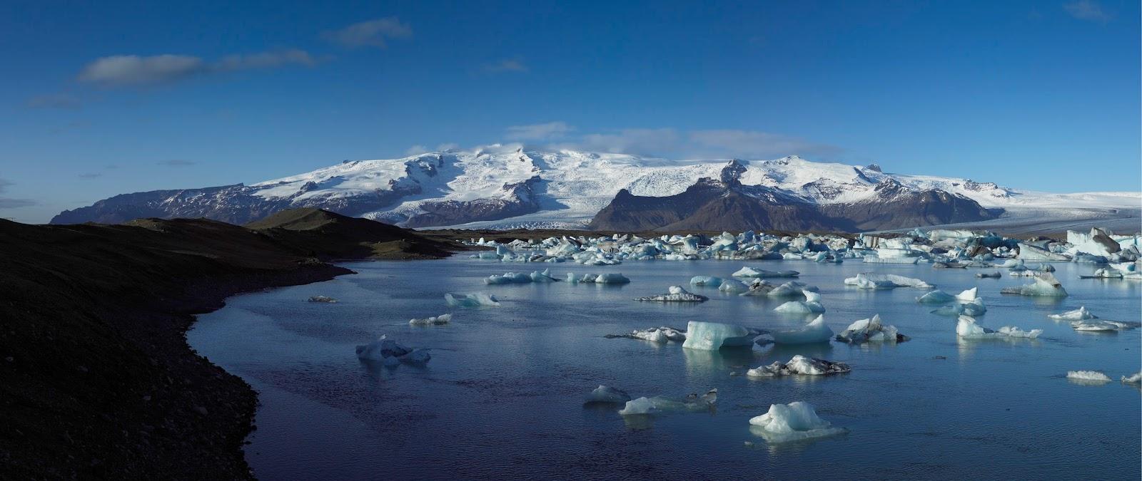 Iceland: oraefajokull-panorama