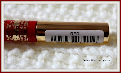 Lakme Jewel (Liquid) Sindoor Review in Red Shade