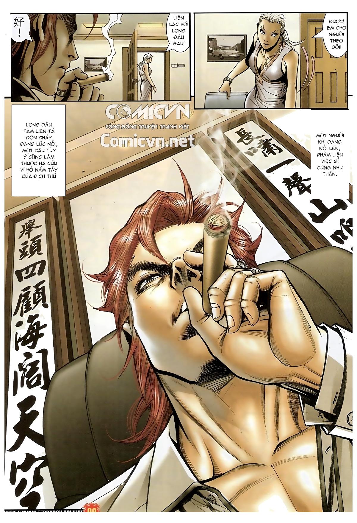 Người Trong Giang Hồ - Chapter 1545: Mượn dao giết người - Pic 8
