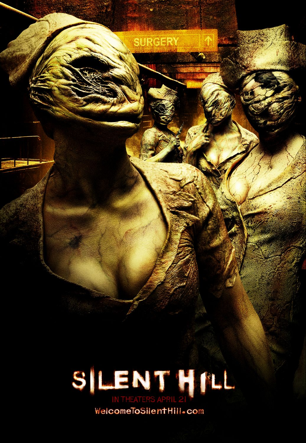 Silent Hill Revelation 3d Hollywood Movie Download In 3gp Mp4 And