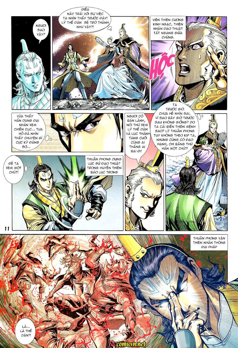 Đại Đường Uy Long chapter 93 trang 11