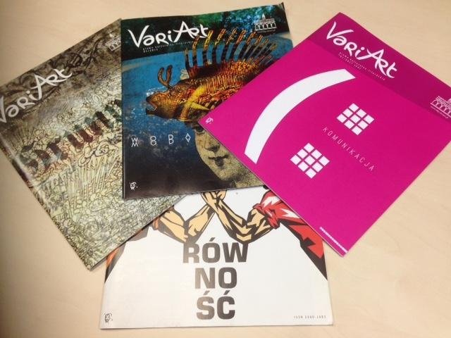 Projekty Pokolenie Xyz Publikuje W Variarcie