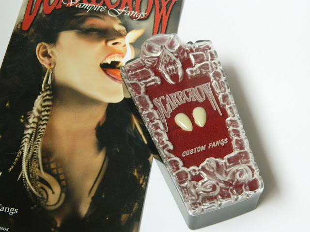 Custom Vampire Fangs by Scarecrow