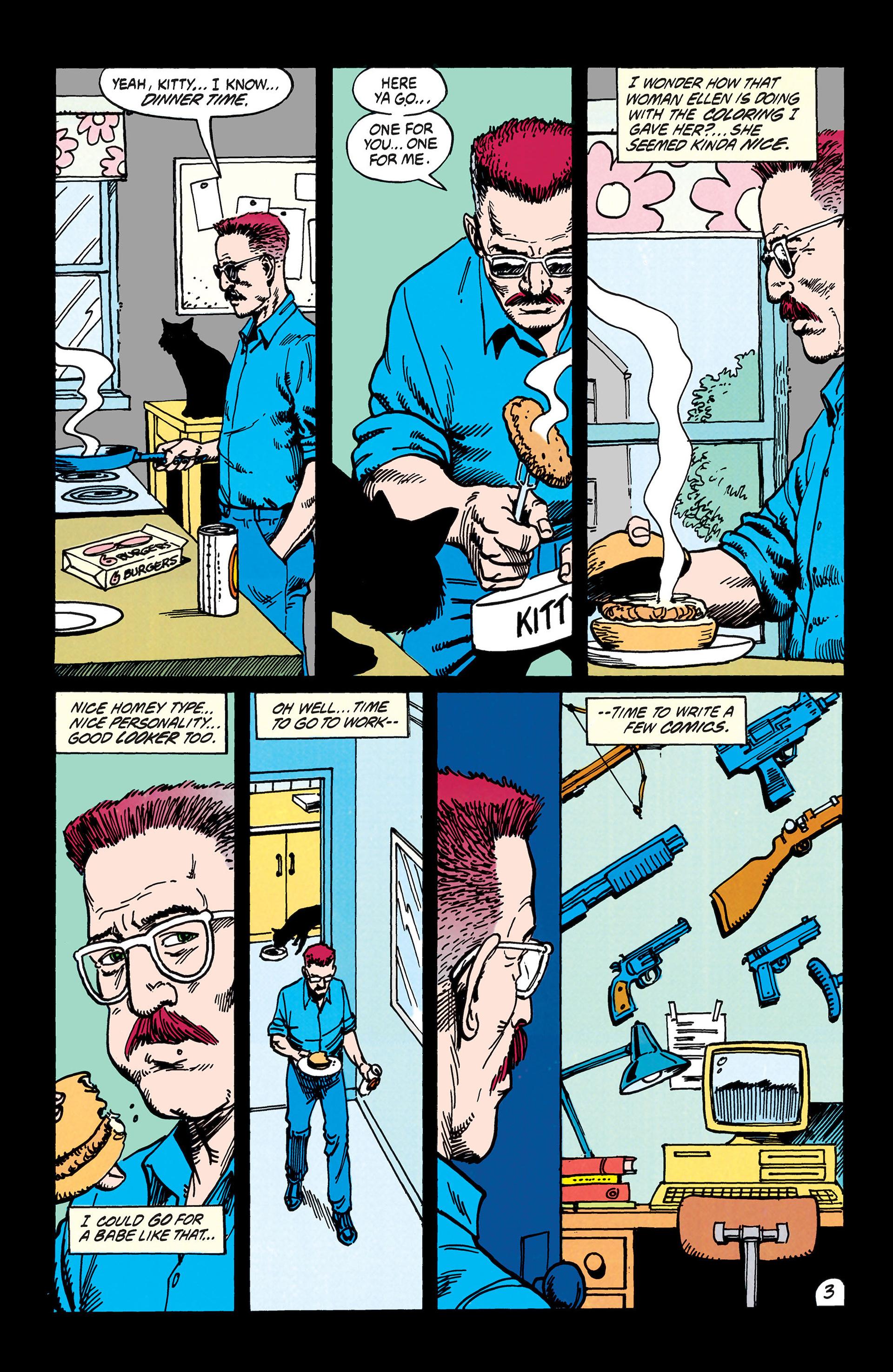 Read online Animal Man (1988) comic -  Issue #45 - 4