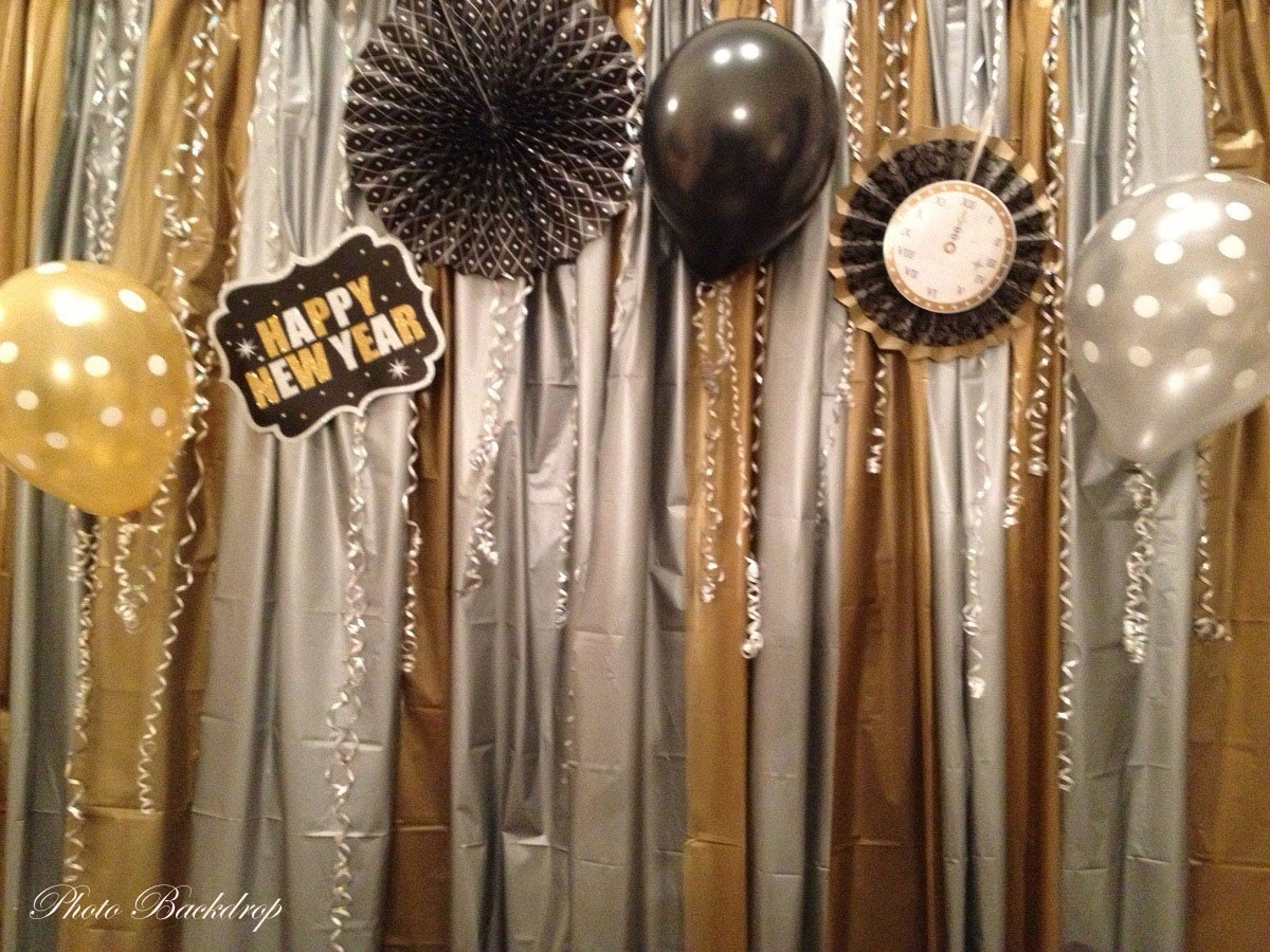 A Touch of Southern Grace : New Year's Eve Party Ideas