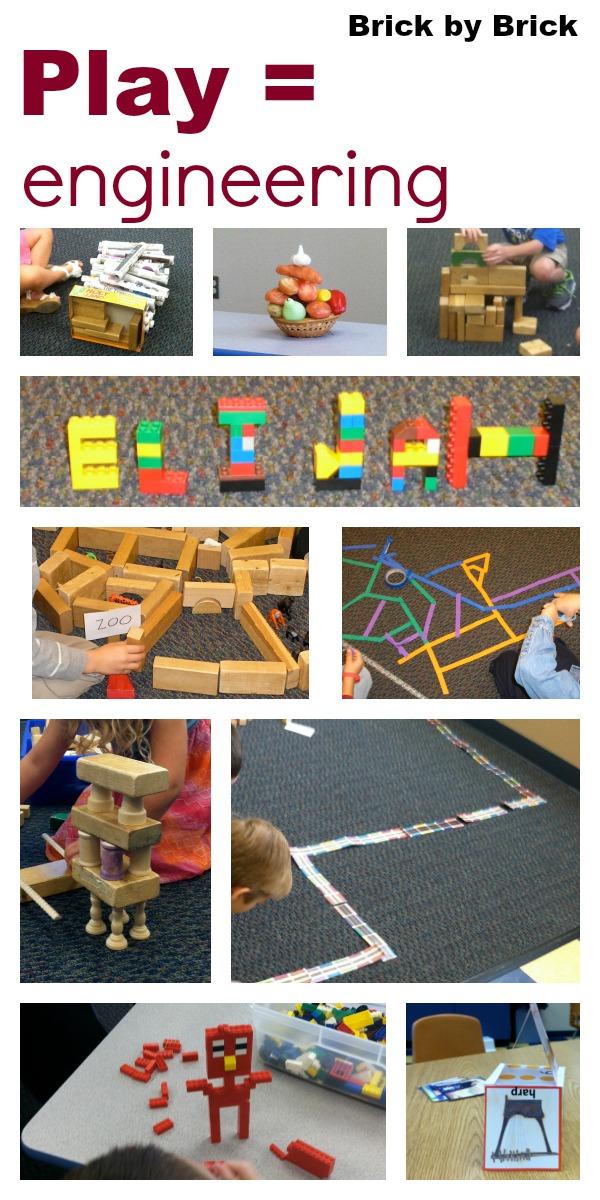 Play=engineering (Brick by Brick)