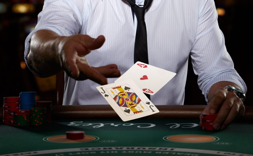 Blackjack 3 card poker online