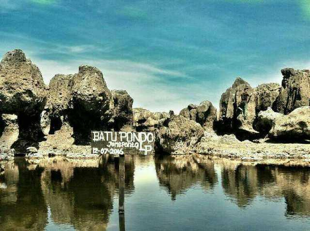 pondok batu batu siping bangkala jeneponto wisata alam