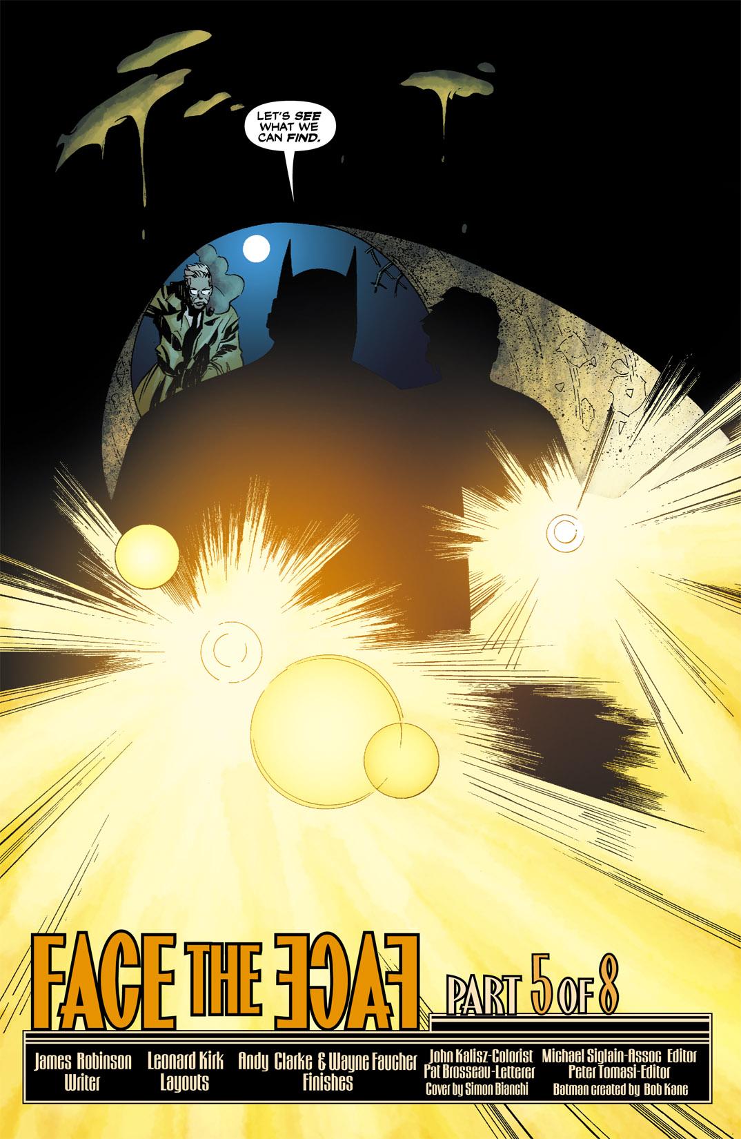 Detective Comics (1937) 819 Page 4
