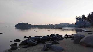 Pulau temajo Mempawah 5