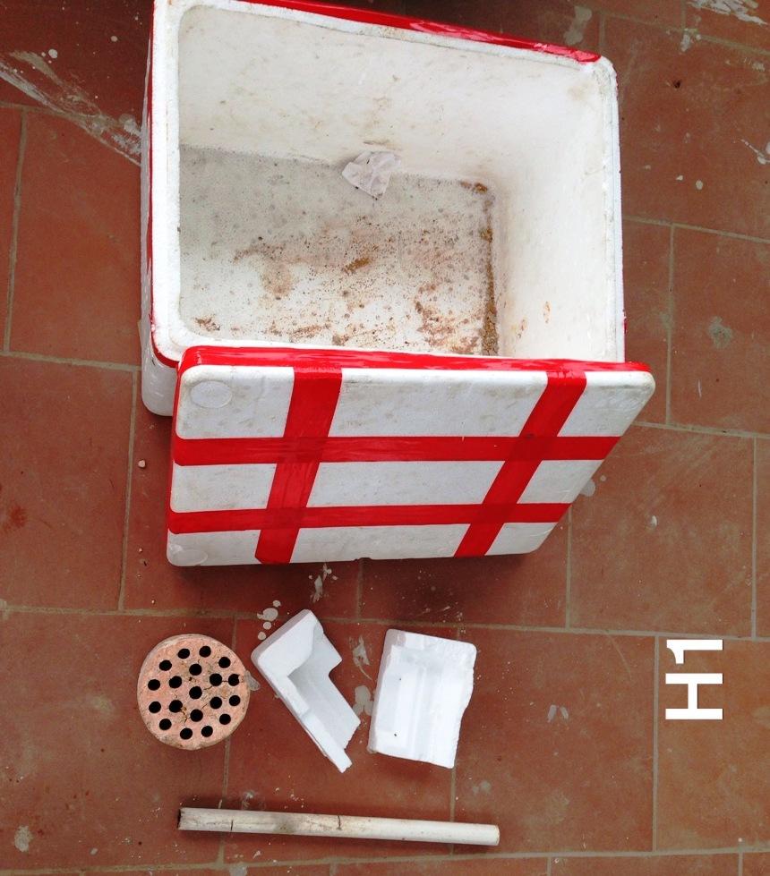 Cách làm thùng xốp trồng rau thông minh theo Earthbox