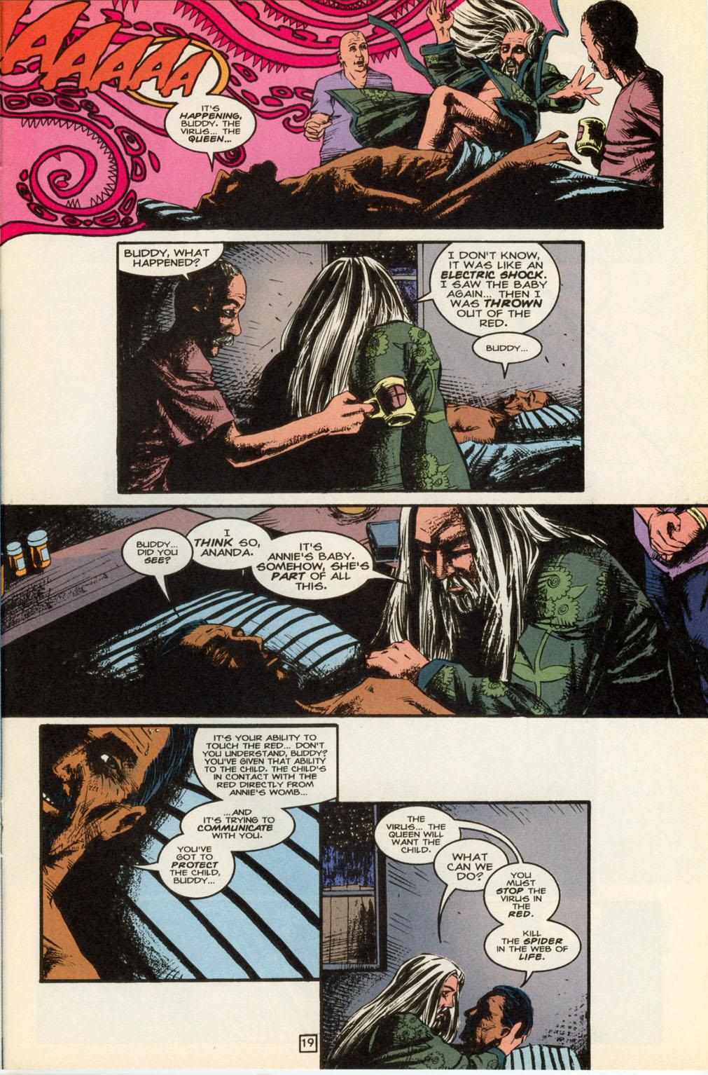 Read online Animal Man (1988) comic -  Issue #88 - 19